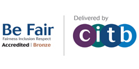 CITB Be Fair Accreditation