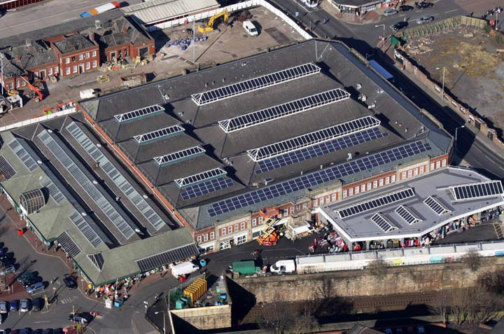 MAC Roofing Bolton Market