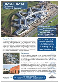 Download Project Profile