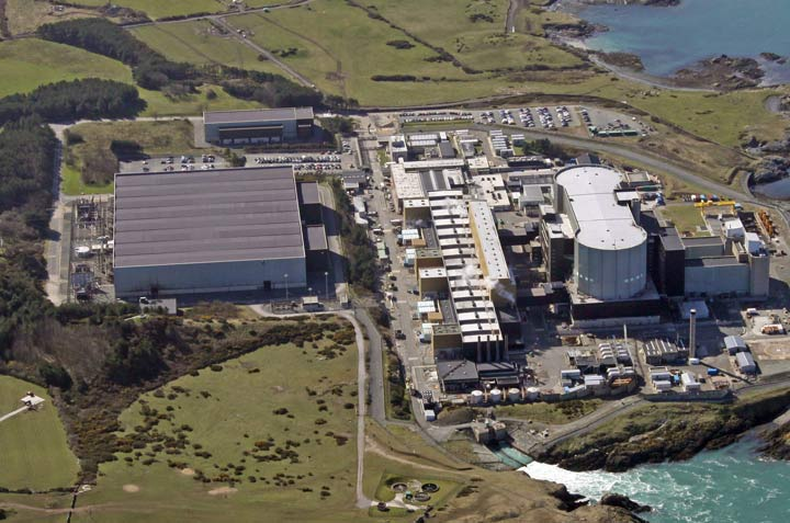 MAC Roofing Wylfa Power Station