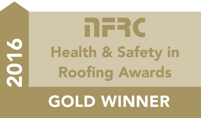 NFRC Gold Safety Awards