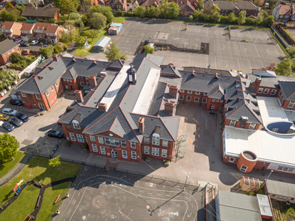 MAC Roofing Liscard Primary School