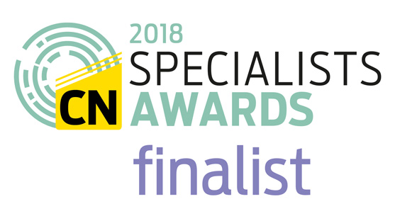 Construction News Awards Finalist