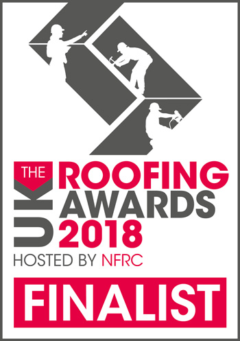 NFRC Roofing Awards Finalist 2018