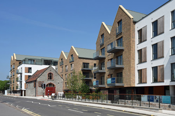 Wapping Wharf - MAC Roofing case study 3