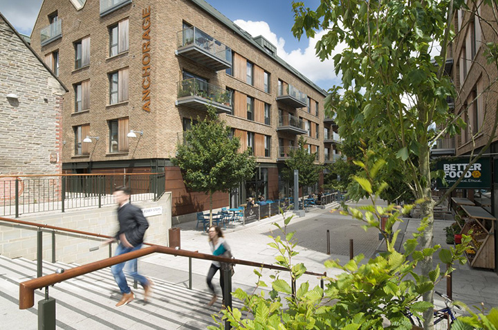 Wapping Wharf - MAC Roofing case study 4