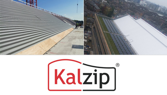 supply chain partnership Kalzip
