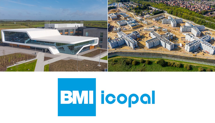 MAC Roofing working with BMI Icopal