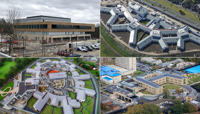 MAC healthcare projects
